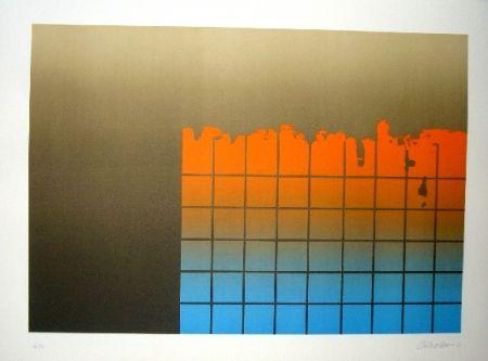 Lithographie Lopez Osornio - La otra geometria 9