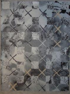Sérigraphie Rouan  - La peau du Ciel 2