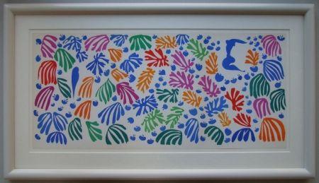 Lithographie Matisse - La Perruche et la Sirène