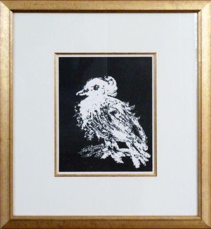 Lithographie Picasso - La Petite Colombe