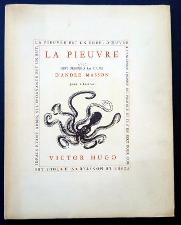 Livre Illustré Masson - La Pieuvre