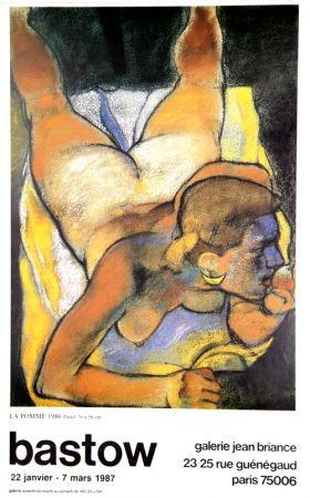 Offset Bastow - La Pomme Galerie Jean Biance
