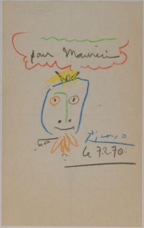 Aucune Technique Picasso - La tête du Roi (The King's Head)