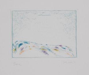 Eau-Forte Et Aquatinte Music - La terre ecrit la terre