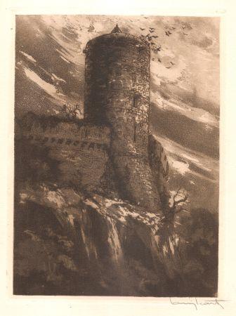 Livre Illustré Icart - La Tour Mélusine