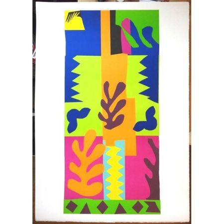 Lithographie Matisse - La Vis