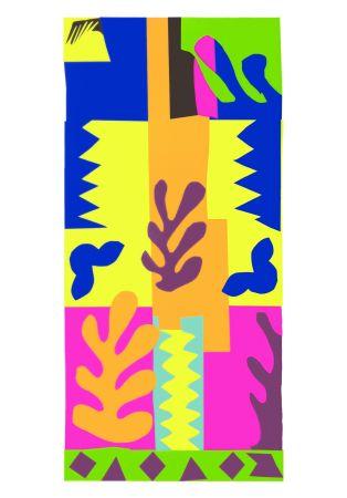Lithographie Matisse - La Vis (The Wine Press)