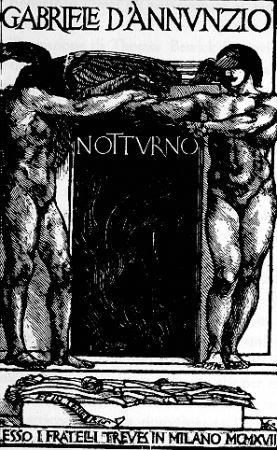 Livre Illustré De Carolis - La xilografia
