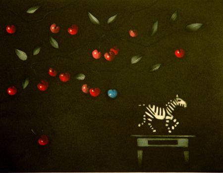 Manière Noire Avati - La zebre a Montmorency