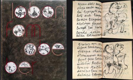 Livre Illustré Dubuffet - LABONFAM ABEBER PAR INBO NOM
