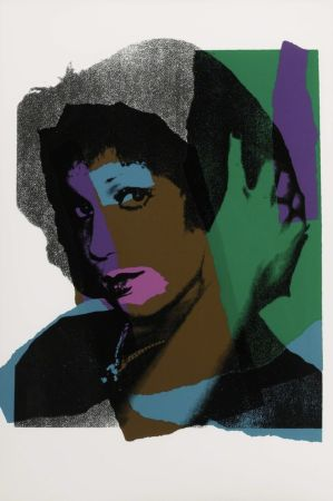 Sérigraphie Warhol - Ladies and Gentlemen