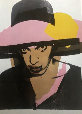 Sérigraphie Warhol - Ladies and Gentlemen