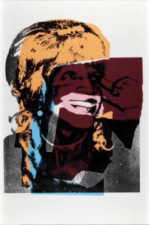 Sérigraphie Warhol - Ladies And Gentlemen FS II.133