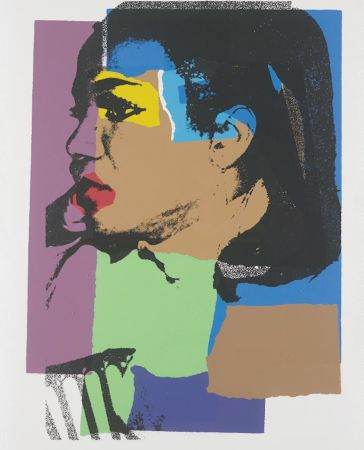 Sérigraphie Warhol - Ladies And Gentlemen (Fs Ii.29)