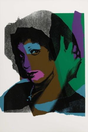 Sérigraphie Warhol - Ladies And Gentlemen (Fs Ii.32)