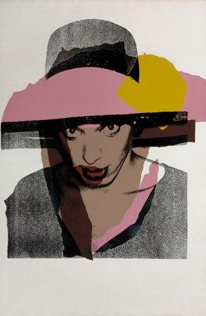 Sérigraphie Warhol - LADIES & GENTLEMEN FS II.130