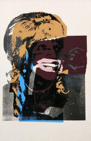 Sérigraphie Warhol - LADIES & GENTLEMEN FS II.133