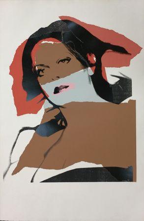 Sérigraphie Warhol - LADIES & GENTLEMEN FS II.134