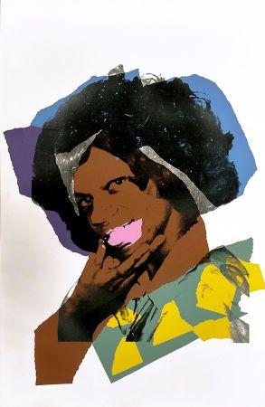 Sérigraphie Warhol - LADIES & GENTLEMEN FS II.137