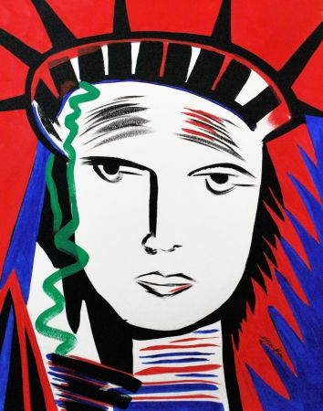 Aucune Technique Absi - Lady Liberty