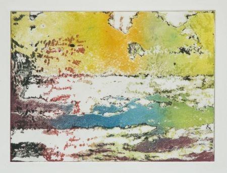 Monotype Tanguy - Lagune 1