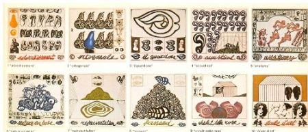 Eau-Forte Et Aquatinte Pozzati - L'anatomia della bellezza