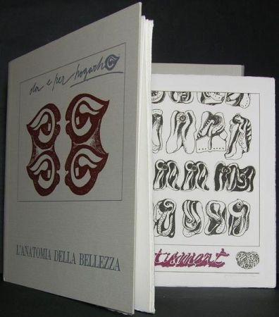 Livre Illustré Pozzati - L'anatomia della bellezza