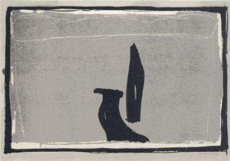Lithographie Joan Hernández - Landscape-5