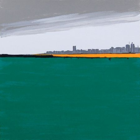 Sérigraphie Nienstedt - Landschaften – 3
