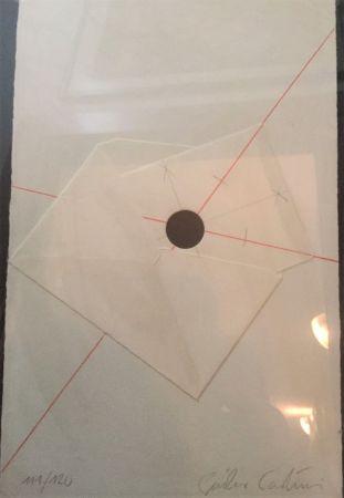 Sérigraphie Paolini - L'anello immaginario