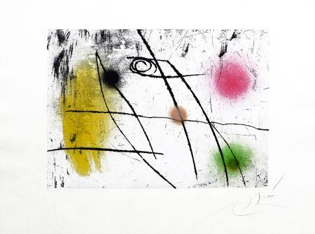 Gravure Miró - Lapidari  Nº 37 Calsedonia