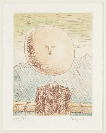 Gravure Magritte -   L'art de Vivre