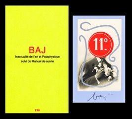 Livre Illustré Baj - L'art en écrit