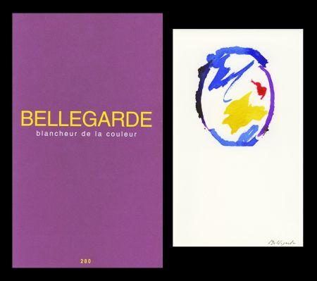 Livre Illustré Bellegarde - L'art en écrit