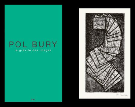 Livre Illustré Bury - L'art en écrit