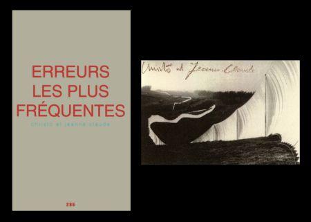 Livre Illustré Christo & Jeanne-Claude - L'art en écrit