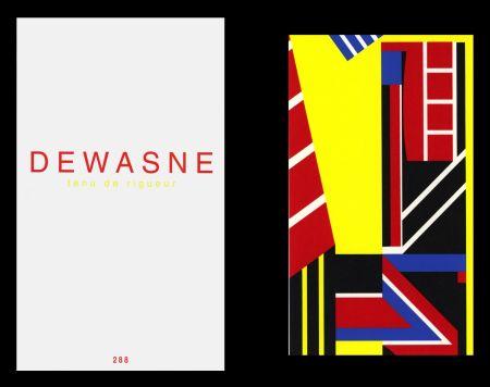 Livre Illustré Dewasne - L'art en écrit