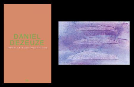 Livre Illustré Dezeuze - L'art en écrit