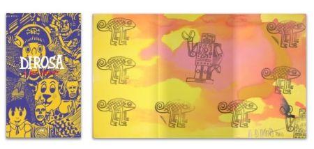 Livre Illustré Di Rosa - L'art en écrit