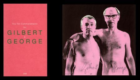 Livre Illustré Gilbert & George - L'art en écrit