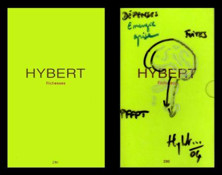 Livre Illustré Hyber - L'art en écrit