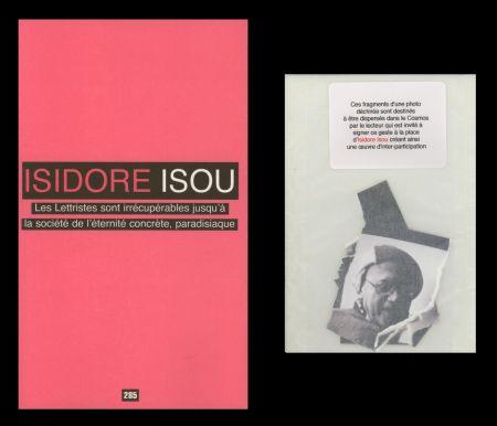 Livre Illustré Isou - L'art en écrit