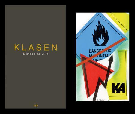 Livre Illustré Klasen - L'art en écrit