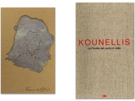 Livre Illustré Kounellis - L'art en écrit