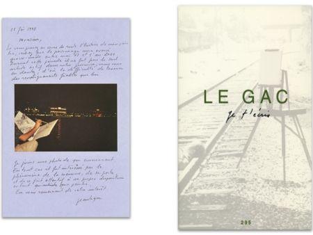 Livre Illustré Le Gac - L'art en écrit