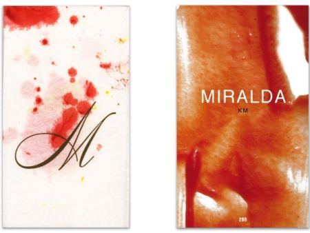 Livre Illustré Miralda - L'art en écrit