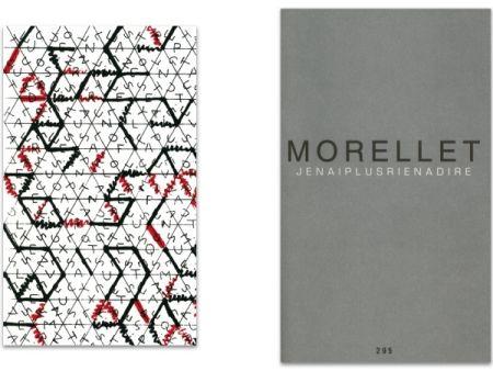 Livre Illustré Morellet - L'art en écrit