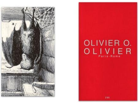 Livre Illustré Olivier O - L'art en écrit