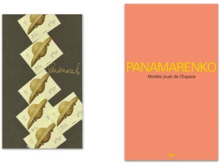 Livre Illustré Panamarenko - L'art en écrit