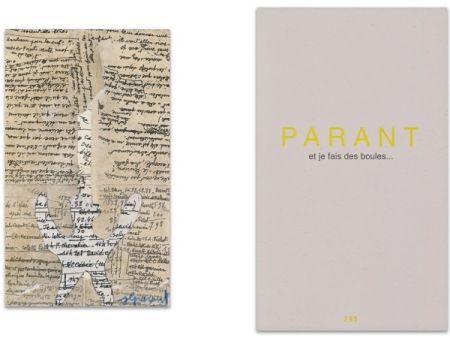 Livre Illustré Parant - L'art en écrit